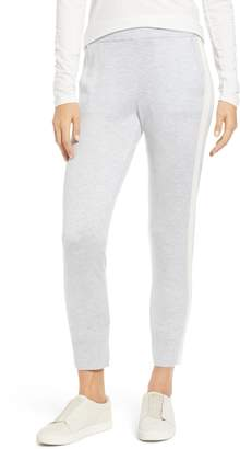 Lou & Grey Side Stripe Faux Cashmere Pants