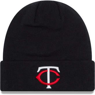 New Era Minnesota Twins Basic Cuffed Knit Hat