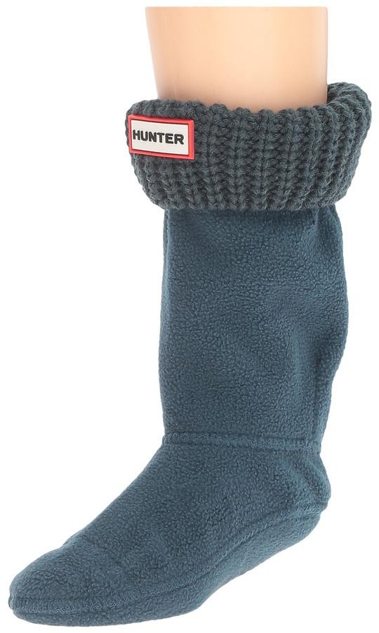Hunter Kids Half Cardigan Boot Sock (Toddler/Little Kid/Big Kid)