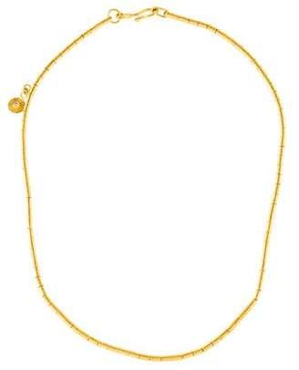 Gurhan 24K Diamond Vertigo Chain Necklace