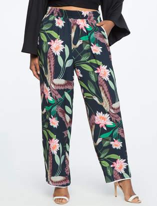 Studio Wide Leg Pajama Pant