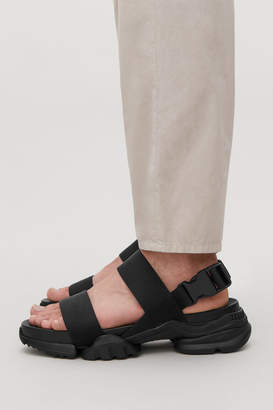 Cos CHUNKY SOLE WEBBING SANDALS