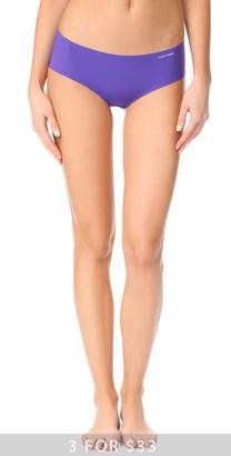 Calvin Klein Underwear Invisibles Hipster $13 thestylecure.com