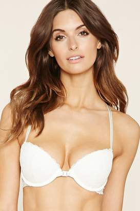 65a643663f Forever 21 White Bras on Sale - ShopStyle Canada
