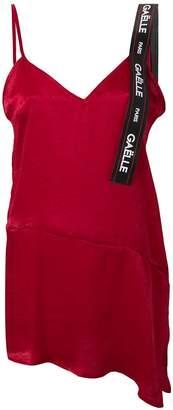 Gaelle Bonheur logo band blouse