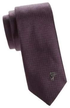 Versace Square Silk Tie