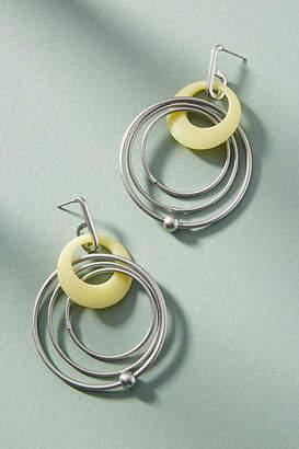 Dannijo Velma Ring Drop Earrings
