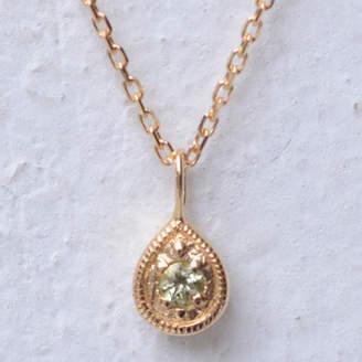 ソーイ sowi 【K18・誕生石】12の宝石のしずくたち 8月