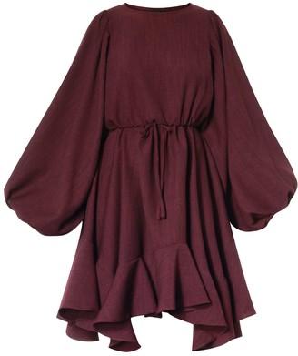 Meem Label Friya Berry Dress