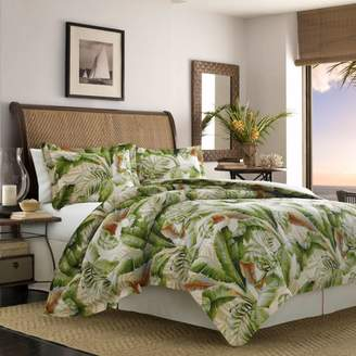 Tommy Bahama Palmiers Duvet Cover Set, Full/Queen