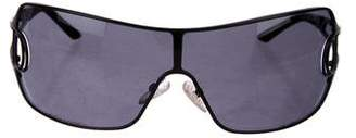 Christian Dior Shield Tinted Sunglasses