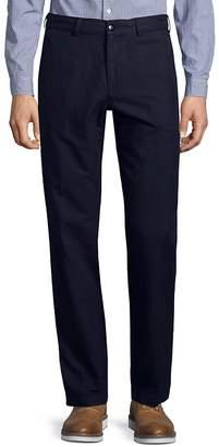 Dries Van Noten Men's Flat Front Trousers