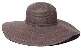 Physician Endorsed Women's Sophia Toyo Braid Lg Brim Floppy Sun Hat