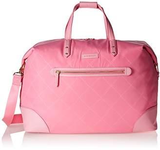 Vera Bradley Preppy Polyester Corner Travel Duffel Bag