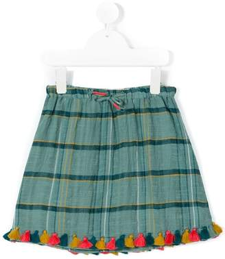 Nice Things Checked Skirt