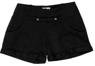 Mayle Mid-Rise Mini Shorts