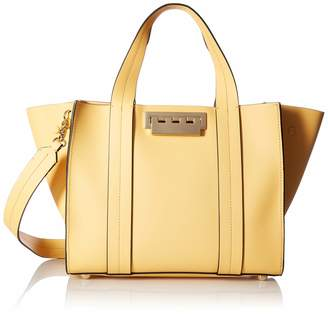 Zac Posen Eartha Iconic Small Shopper Butter