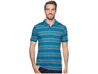 The North Face Short Sleeve Cool Canyon Polo Men's Clothing