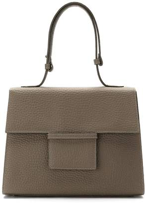 Sarah Chofakian leather tote bag