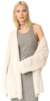 Free People Low Tide Cardigan $128 thestylecure.com