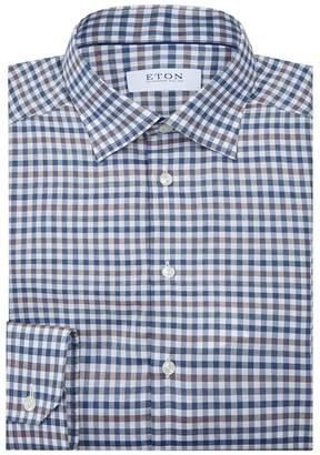 Eton Slim Fit Check Shirt
