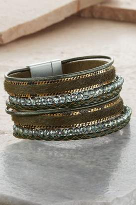 Soft Surroundings Envy Wrap Bracelet