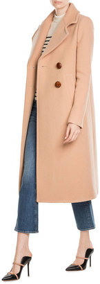 See by Chloé Wool Blend Coat $739 thestylecure.com