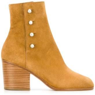Maison Margiela studded ankle boots