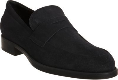 Tod's Hidden Stitch Penny Loafer