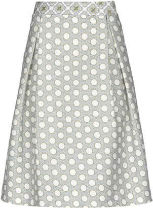 Andreaturchi ANDREA TURCHI Knee length skirts - Item 35419136CH