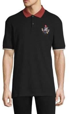 Bally Logo Polo Shirt