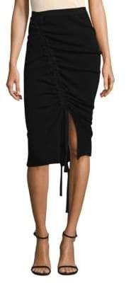 Milly Tunnel Drawstring Skirt