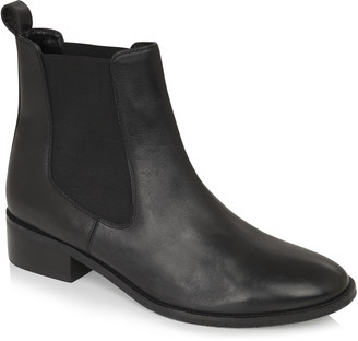 Long Tall Sally LTS Gemma Leather Chelsea Boot
