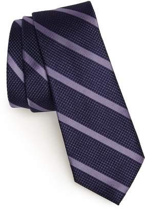 1901 Daubert Stripe Silk Tie