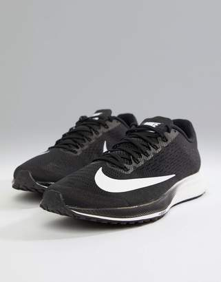 Nike Running Air Zoom elite 10 sneakers in black 924504-001
