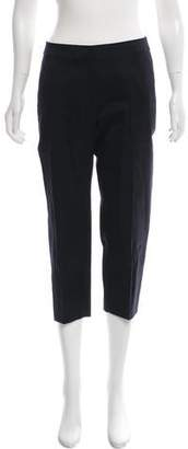 Giambattista Valli Cropped Mid-Rise Pants