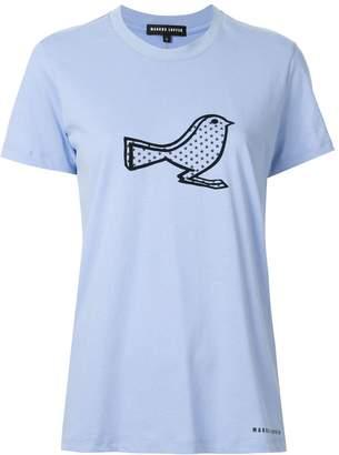 Markus Lupfer bird print T-shirt