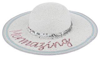 Monsoon Mermazing Sequin Floppy Hat