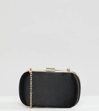 True Decadence black box clutch bag