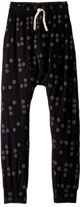 Nununu Braille Baggy Pants Boy's Casual Pants