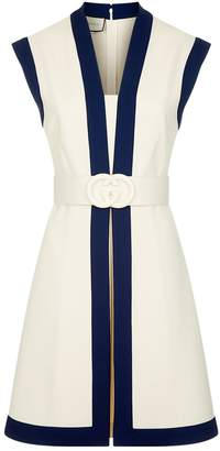 Gucci GG Belted Shift Dress