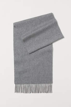 H&M Cashmere Scarf - Gray