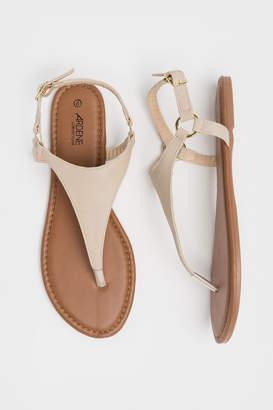 Ardene T-Strap Sandals