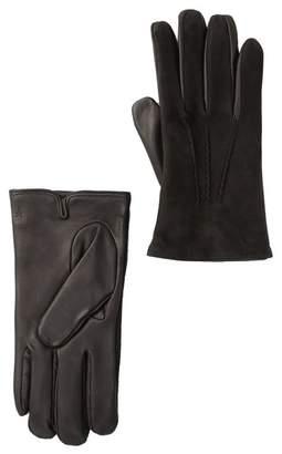 Frye Leather & Suede Weston Gloves