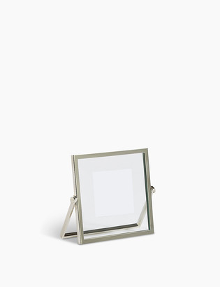 Marks and Spencer Skinny Easel Photo Frame 8 x 8cm (3 x 3 inch)