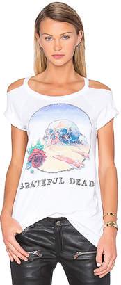 Chaser GRATEFUL DEAD SKULL & BONES Tシャツ