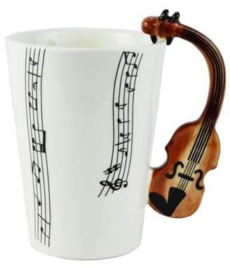 Fairly Odd Novelties Violin Coffee Mug