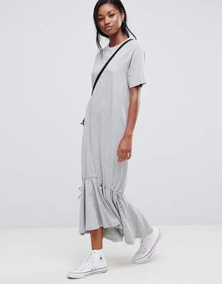 Asos DESIGN Drop Hem Maxi Dress