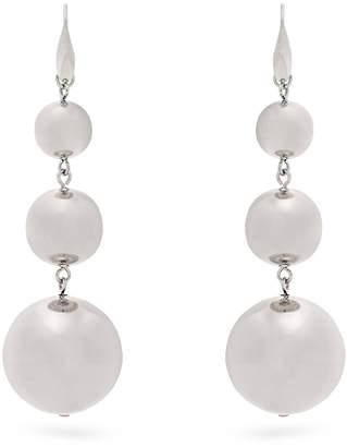 Isabel Marant Harvey triple sphere-drop earrings