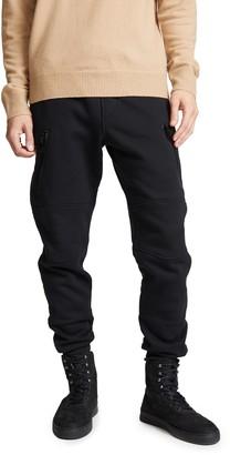 Diesel Pants with Vertical Pocket